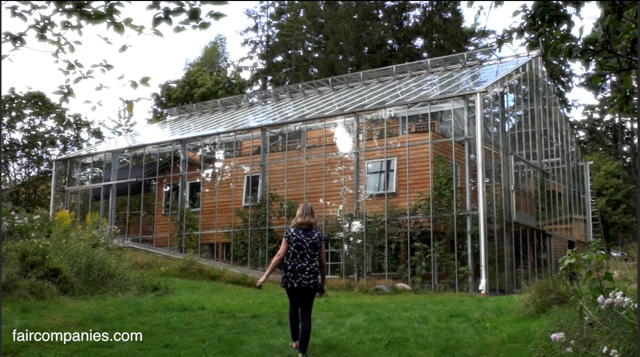 Wrap Your Home In A Greenhouse Off Grid Insights