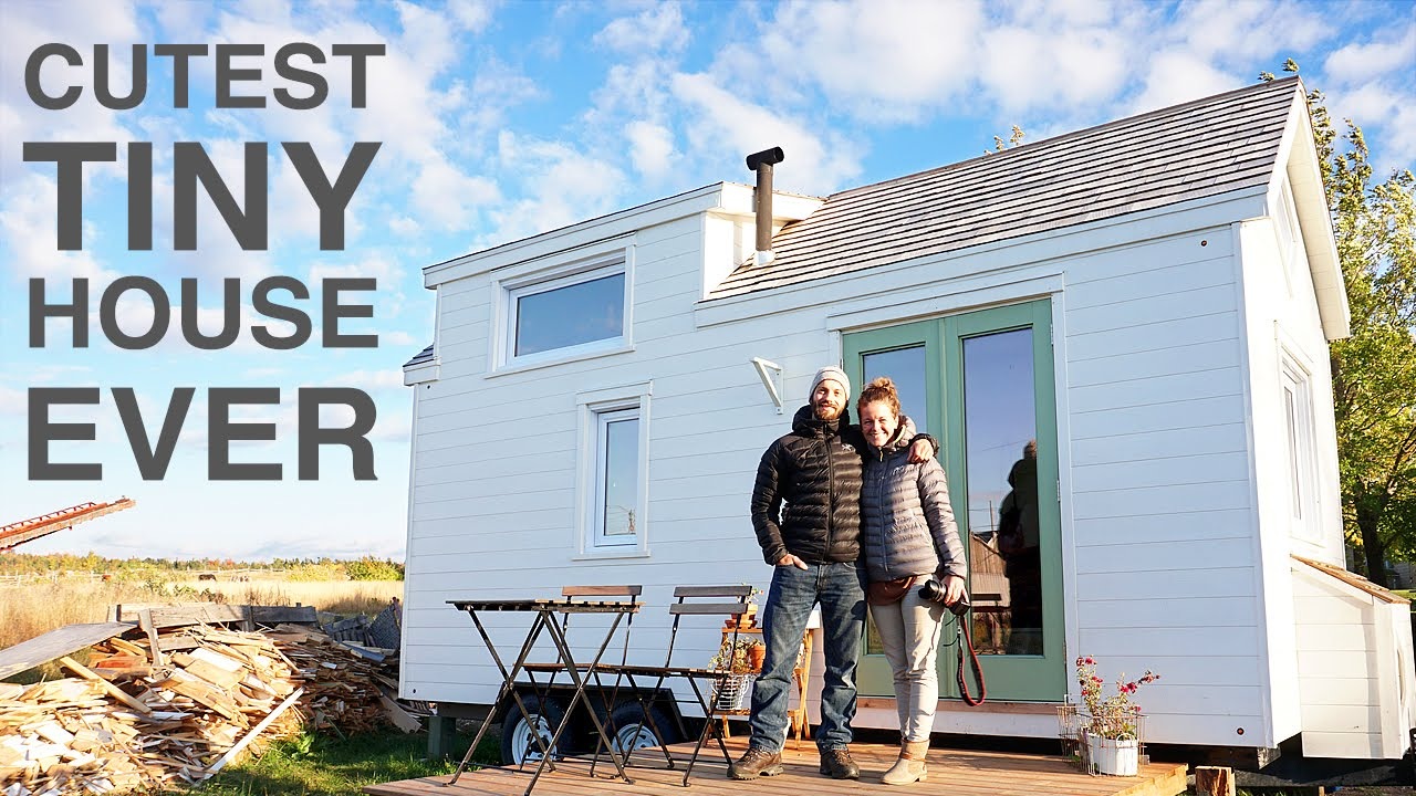Tiny house with incredible interior design built in 40 for Incredible house designs